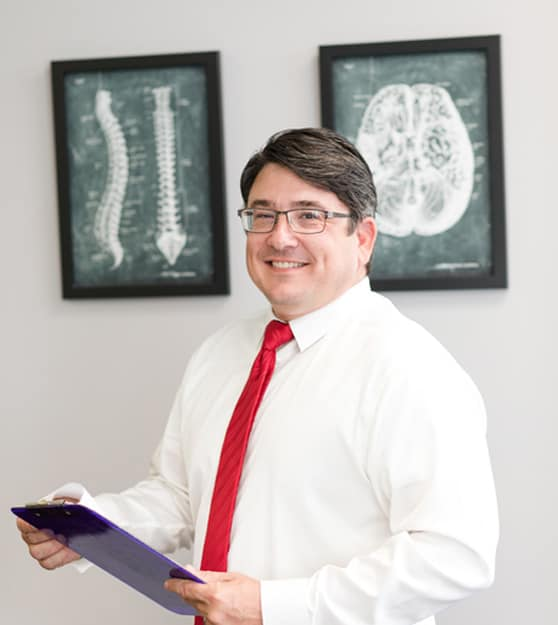 Founder & Doctor of Chiropractic